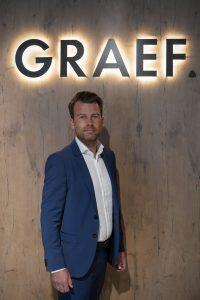 Lars Müller ist neuer Key-Account-Manager bei Graef. Foto: Graef