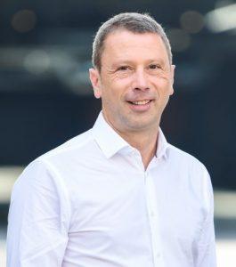 Jens Heithecker, Direktor der Messe Berlin GmbH. Foto: Messe Berlin