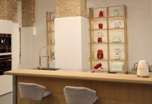 Smeg Showroom in Rom. Foto: Smeg/Claudio Capri