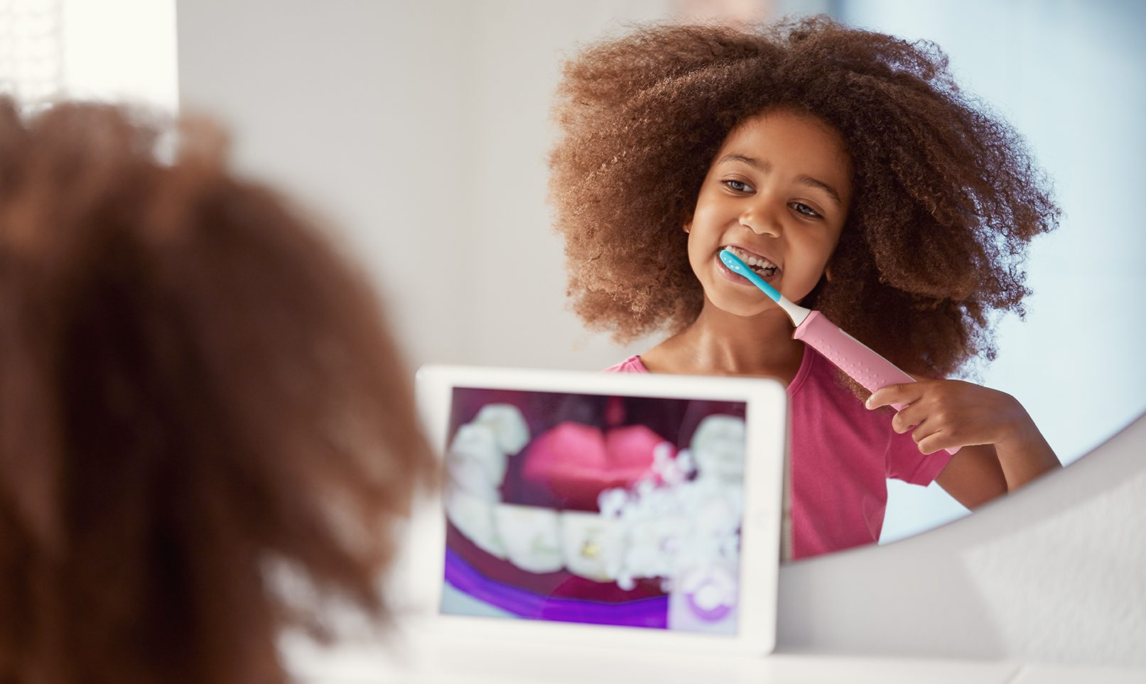 Philips Sonicare for Kids mit App Anleitung. Foto: Philips