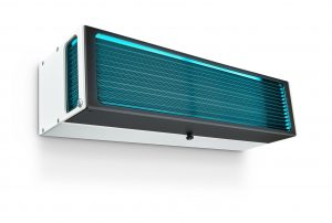 Philips UV-C-Wandleuchte. Foto: Signify