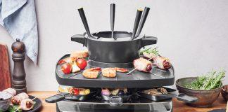 Gastroback Raclette und Fondue. Foto: Gastroback