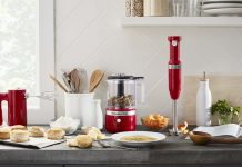 KitchenAid Cordless Serie. Foto: KitchenAid