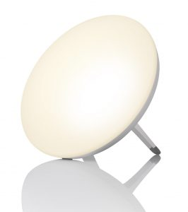 Medisana Tageslichtlampe LT 500. Foto: Medisana