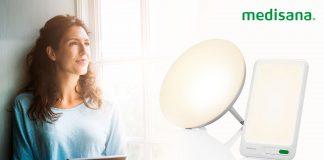 Medisana Titel mit Tageslichtlampen LT 460 und LT 500. Foto: medisana