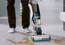 Bissell CrossWave Cordless Max. Foto: Bissell