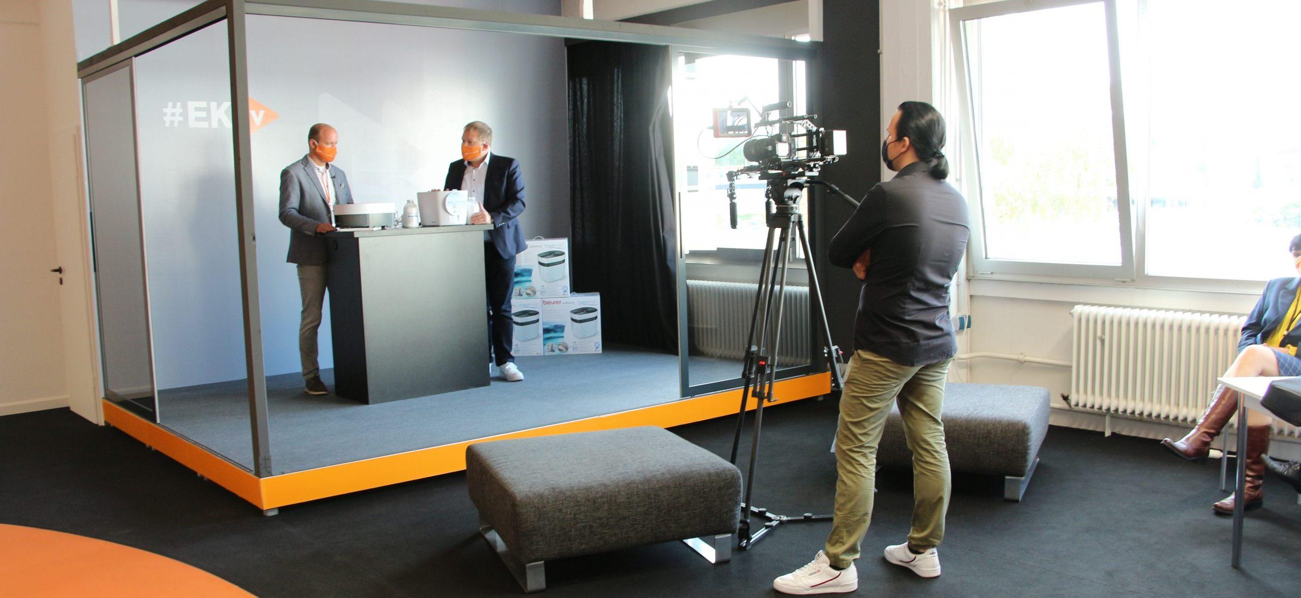 EK TV Beurer. Foto: EK Servicegroup
