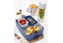 Mepal Bento Lunchbox. Foto: Mepal