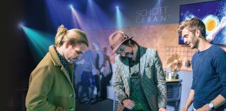 Schott Ceran Kochfeld. Foto: Schott