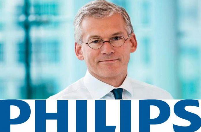Philips Geschäftsbericht AUFMACHER