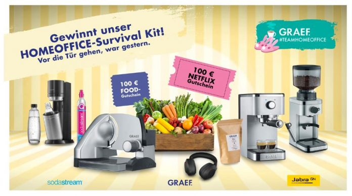 Graef Home Office Survival Kit