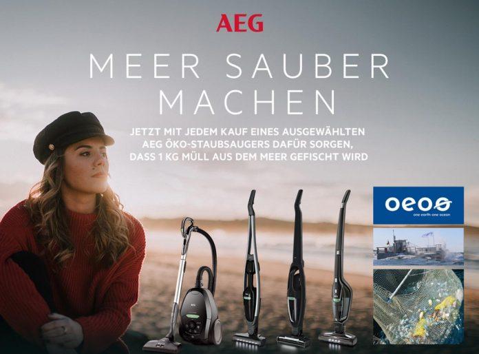 AEG Meer saubermachen LOW