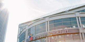 Eingang Messe Frankfurt
